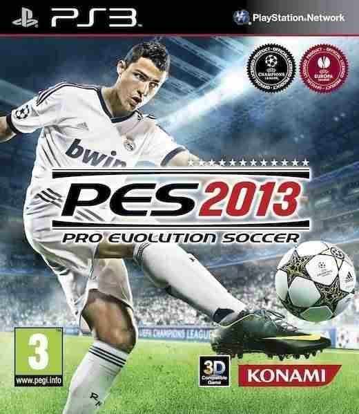 Descargar Pro Evolution Soccer 2013 [Spanish][PAL][FW 3.55][RABO] por Torrent